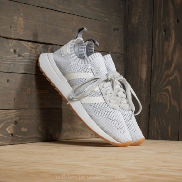 d86d9786bc10 adidas Shoes - Adidas Primeknit Flashback Sneakers
